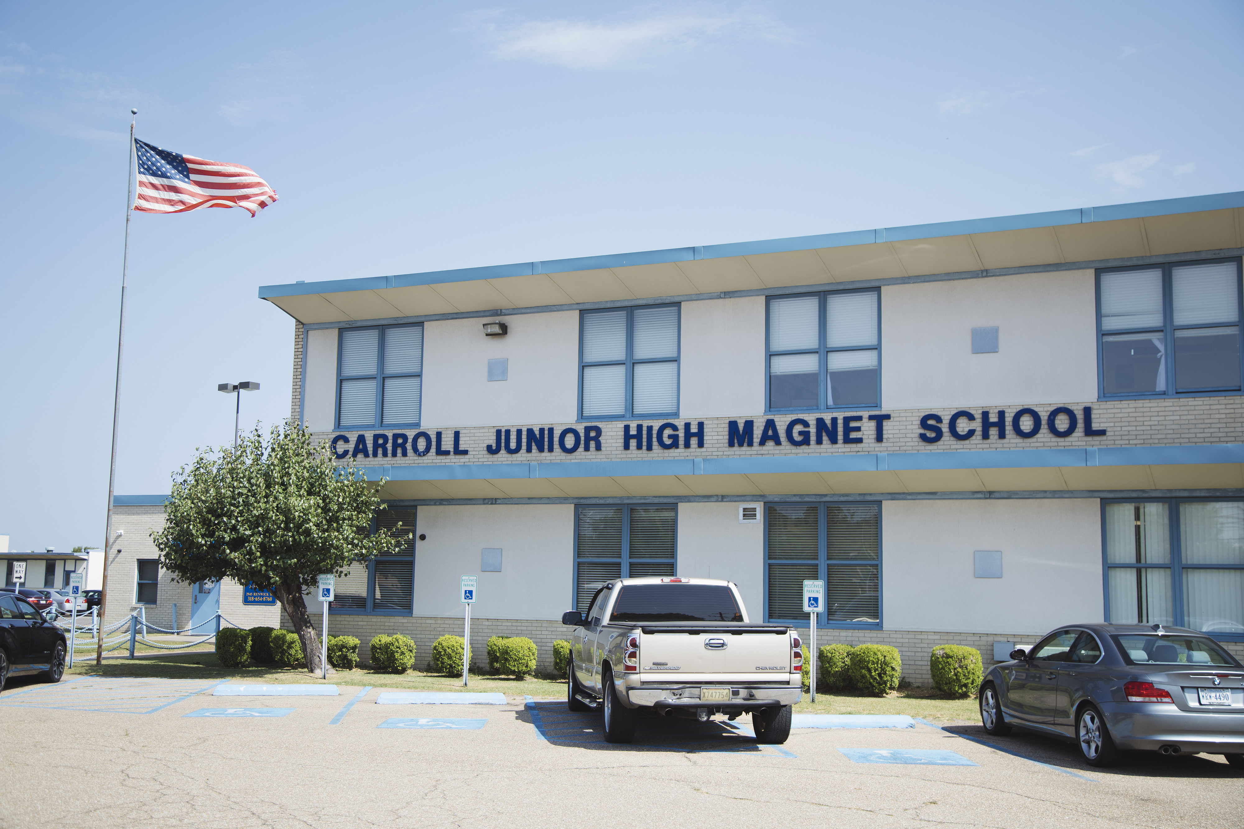 Carroll Junior High School Image